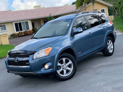 2010 Toyota RAV4 for sale at Citywide Auto Group LLC in Pompano Beach FL