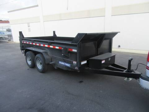 2021 Sure-Trac 6X12 Dump for sale at Standard Auto Sales in Billings MT