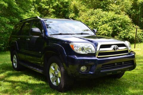 2007 Toyota 4Runner for sale at Victory Auto Sales in Randleman NC