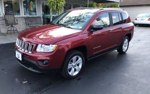 2012 Jeep Compass for sale at County Seat Motors in Union MO
