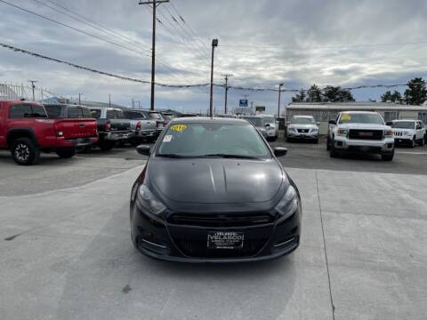 2016 Dodge Dart for sale at Velascos Used Car Sales in Hermiston OR