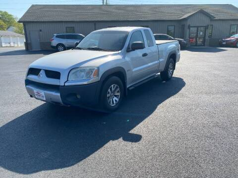 2006 Mitsubishi Raider for sale at Approved Automotive Group in Terre Haute IN