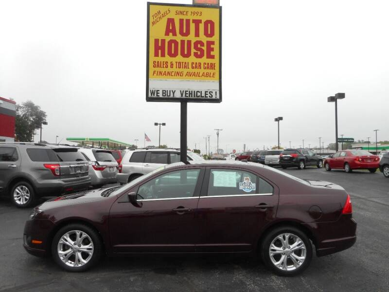 2012 Ford Fusion for sale at AUTO HOUSE WAUKESHA in Waukesha WI