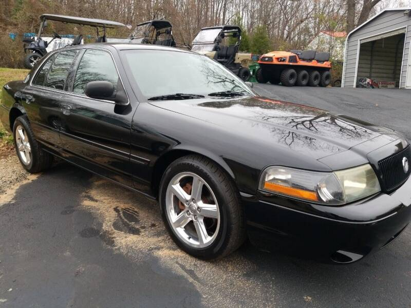 2003 Mercury Marauder for sale at W V Auto & Powersports Sales in Cross Lanes WV