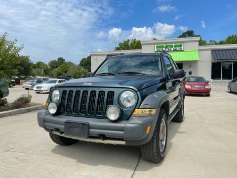 2005 Jeep Liberty for sale at Cross Motor Group in Rock Hill SC