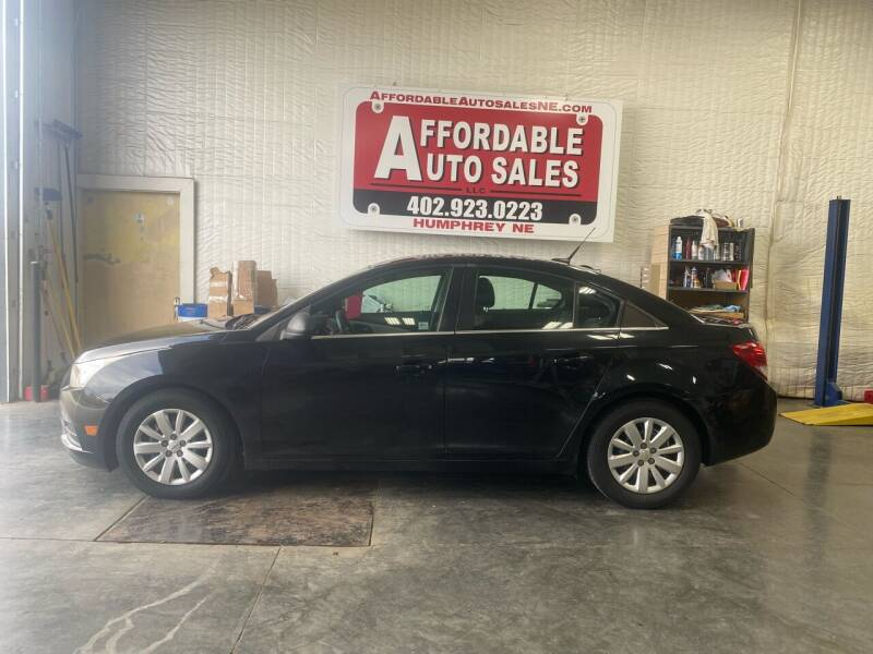 2011 Chevrolet Cruze for sale at Affordable Auto Sales in Humphrey NE