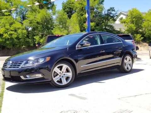 2013 Volkswagen CC for sale at FRESH TREAD AUTO LLC in Springville UT