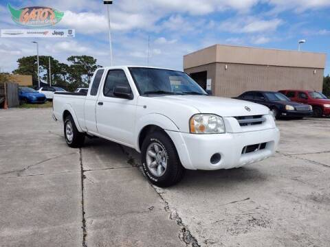 2004 Nissan Frontier for sale at GATOR'S IMPORT SUPERSTORE in Melbourne FL