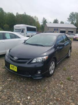 2013 Toyota Corolla for sale at Jeff's Sales & Service in Presque Isle ME