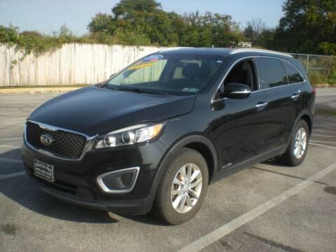2016 Kia Sorento for sale at 611 CAR CONNECTION in Hatboro PA