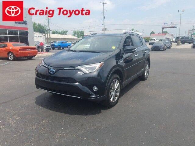 2017 Toyota RAV4 Hybrid for sale in Madison, IN