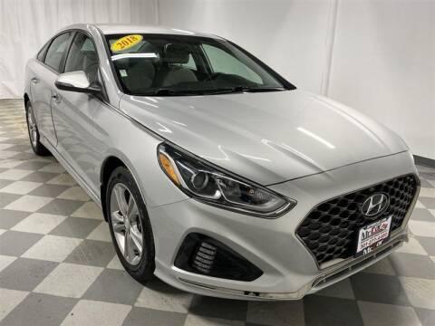 2018 Hyundai Sonata for sale at Mr. Car LLC in Brentwood MD