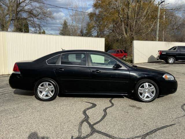 2014 Chevrolet Impala Limited LT Fleet 4dr Sedan - Saint Louis MI