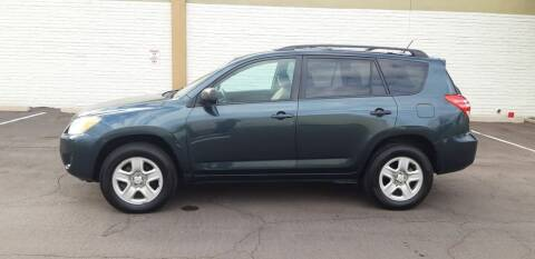 2012 Toyota RAV4 for sale at UR APPROVED AUTO SALES LLC in Tempe AZ