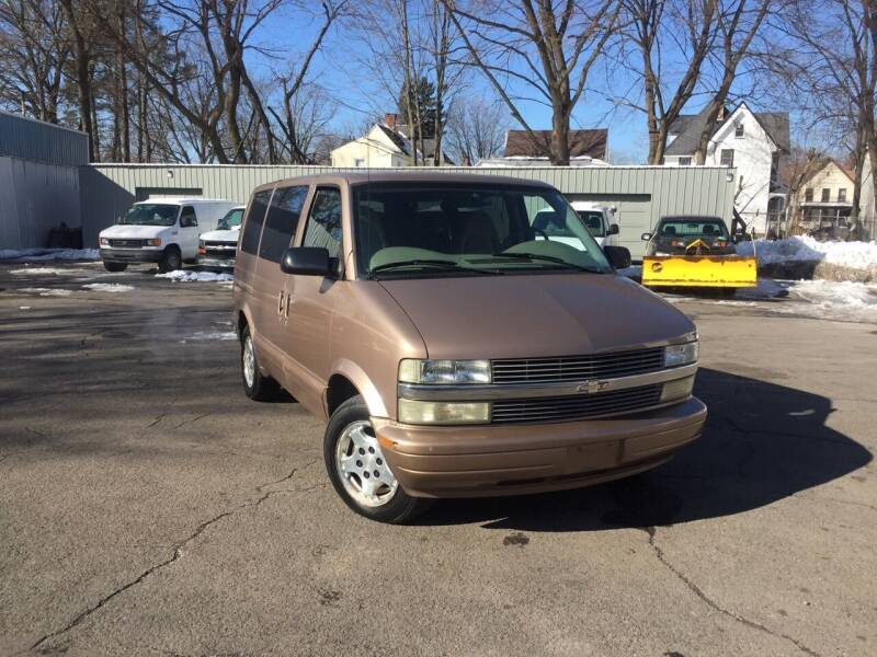 2005 Chevrolet Astro for sale at Affordable Cars in Kingston NY
