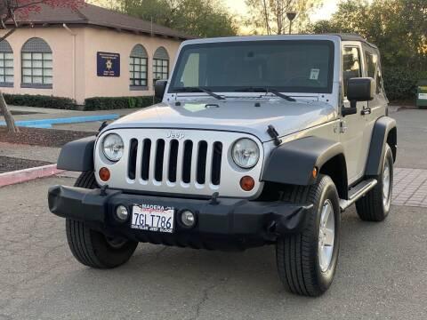 2008 Jeep Wrangler for sale at ZaZa Motors in San Leandro CA
