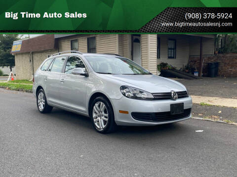 2010 Volkswagen Jetta for sale at Big Time Auto Sales in Vauxhall NJ