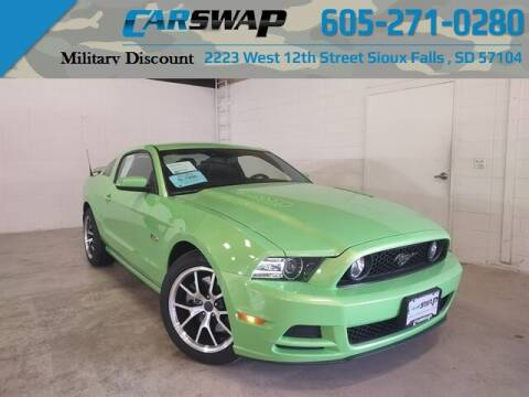 2013 Ford Mustang for sale at CarSwap in Sioux Falls SD