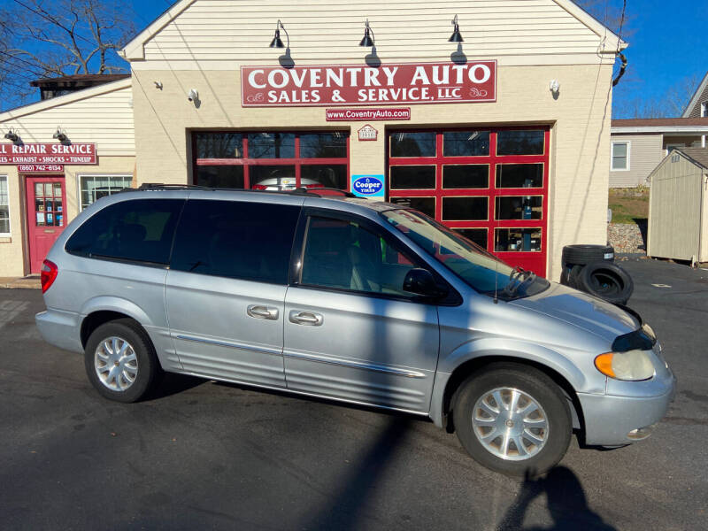2003 Chrysler Town and Country LXi 4dr Extended Mini-Van - Coventry CT