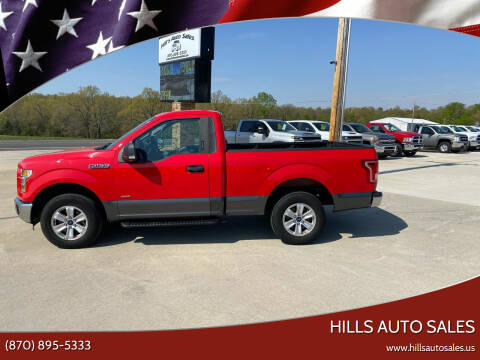 2015 Ford F-150 for sale at Hills Auto Sales in Salem AR