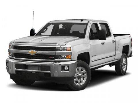 2018 Chevrolet Silverado 2500HD for sale at Auto Finance of Raleigh in Raleigh NC