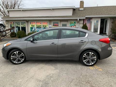 2014 Kia Forte for sale at Revolution Motors LLC in Wentzville MO