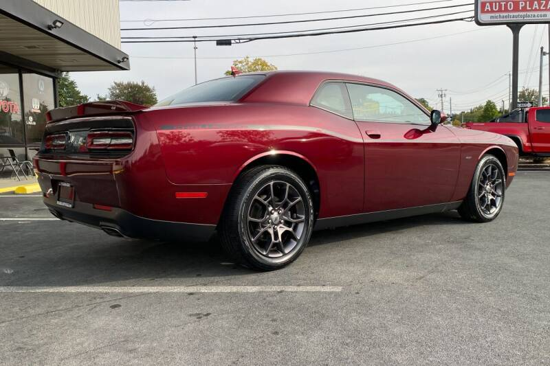 2018 Dodge Challenger AWD GT 2dr Coupe - East Greenbush NY