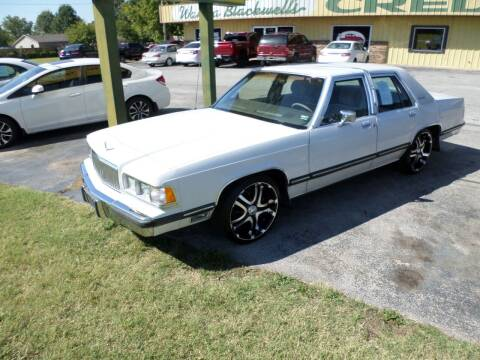 1989 Mercury Grand Marquis for sale at Credit Cars of NWA in Bentonville AR