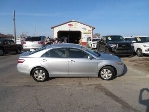 2008 Toyota Camry Hybrid for sale at Jefferson St Motors in Waterloo IA