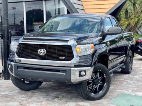 2015 Toyota Tundra for sale at Unique Motors of Tampa in Tampa FL