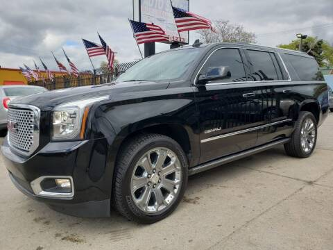 2017 GMC Yukon XL for sale at Gus's Used Auto Sales in Detroit MI