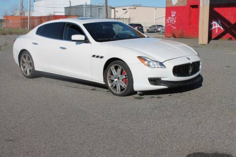 2014 Maserati Quattroporte for sale at B.A.M.N. Auto II Corp. in Freeport NY
