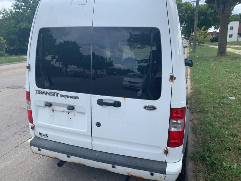 2010 Ford Transit Connect for sale at Square Business Automotive in Milwaukee WI