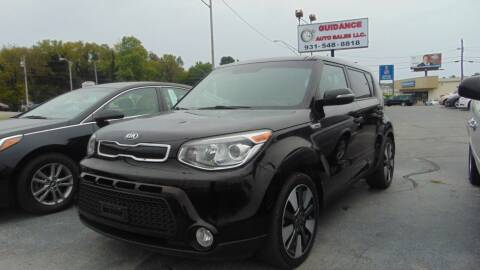 2015 Kia Soul for sale at Guidance Auto Sales LLC in Columbia TN