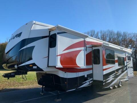 2008 Newmar M-38CKTH for sale at CHATTANOOGA CAMPER SALES in Chattanooga TN