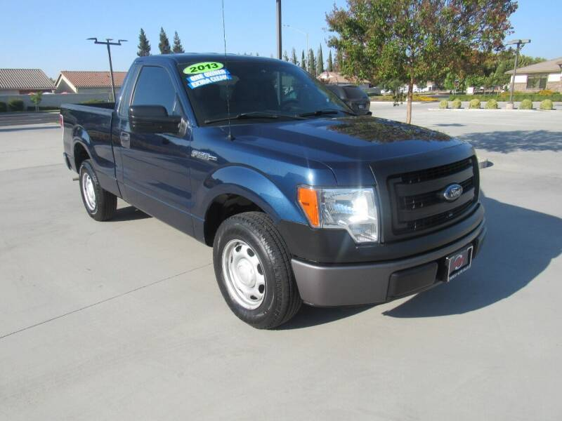 2013 Ford F-150 for sale at Repeat Auto Sales Inc. in Manteca CA