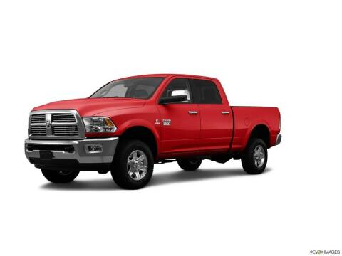 2012 RAM Ram Chassis 2500 for sale at EDMOND CHEVROLET BUICK GMC in Bradford PA