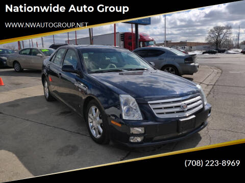 2006 Cadillac STS for sale at Nationwide Auto Group in Melrose Park IL
