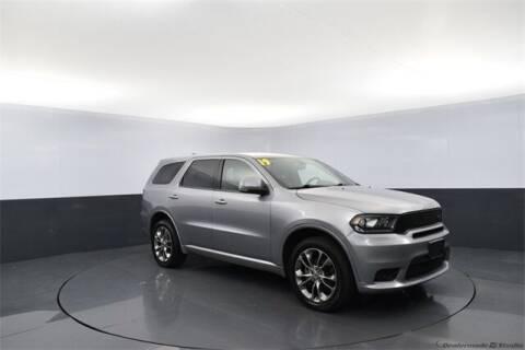 2019 Dodge Durango for sale at Tim Short Auto Mall in Corbin KY