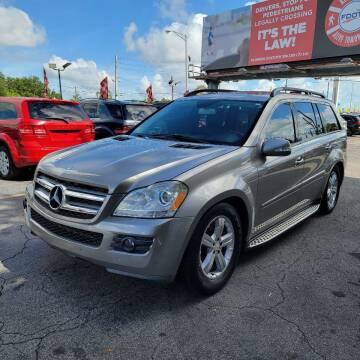 2008 Mercedes-Benz GL-Class for sale at America Auto Wholesale Inc in Miami FL