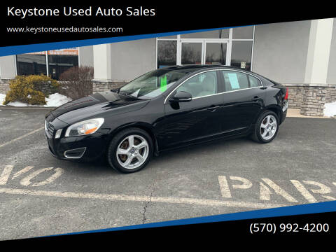 2013 Volvo S60 for sale at Keystone Used Auto Sales in Brodheadsville PA