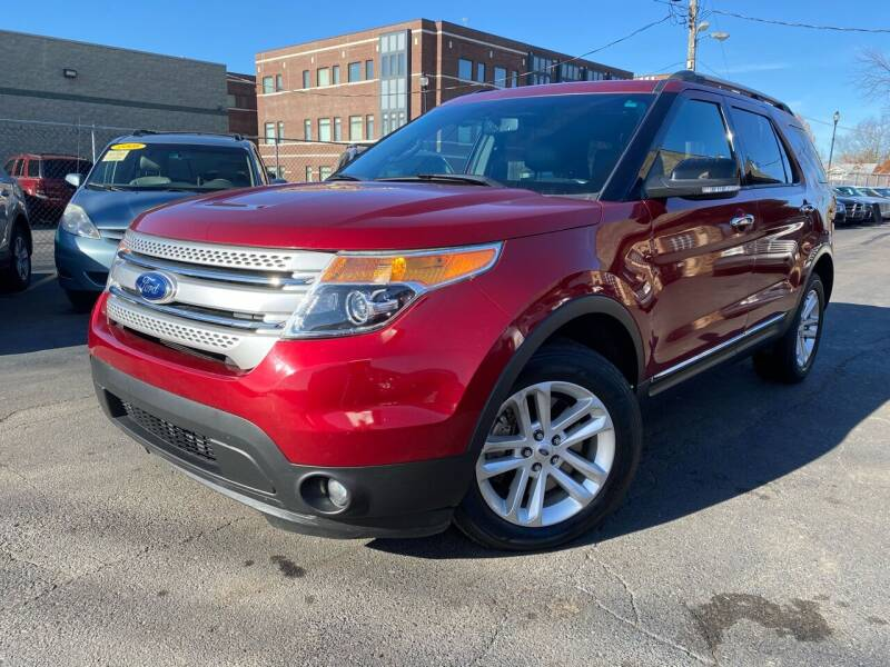 2014 Ford Explorer for sale at Samuel's Auto Sales in Indianapolis IN