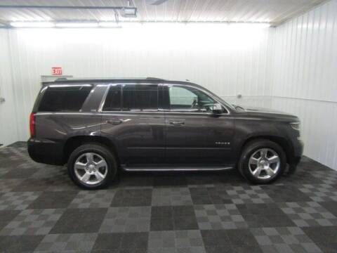 2015 Chevrolet Tahoe for sale at Michigan Credit Kings in South Haven MI