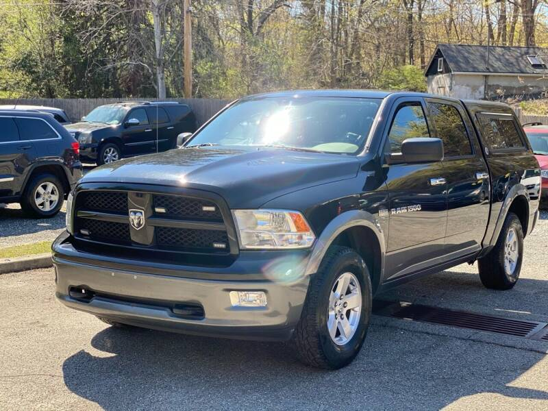 2012 RAM Ram Pickup 1500 for sale at AMA Auto Sales LLC in Ringwood NJ