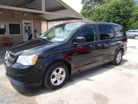 2012 Dodge Grand Caravan for sale at DISCOUNT AUTOS in Cibolo TX