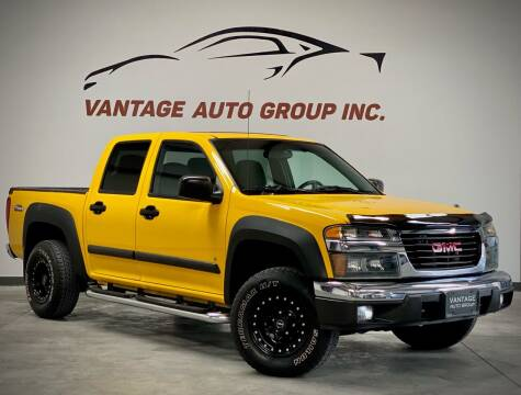 2006 GMC Canyon for sale at Vantage Auto Group Inc in Fresno CA