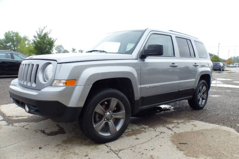 2015 Jeep Patriot for sale at Macomb Automotive Group in New Haven MI