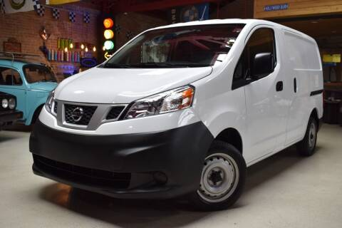 2015 Nissan NV200 for sale at Chicago Cars US in Summit IL