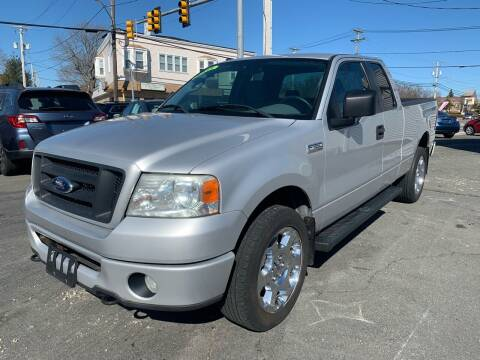 2006 Ford F-150 for sale at Better Auto in South Darthmouth MA