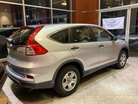 2016 Honda CR-V for sale at Innovative Auto Sales in North Hampton NH